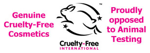 Leaping Bunny approved cruety free cosmetics by Natroma