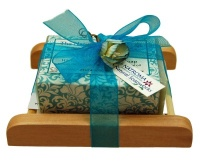 Natural Soap Dish Gift