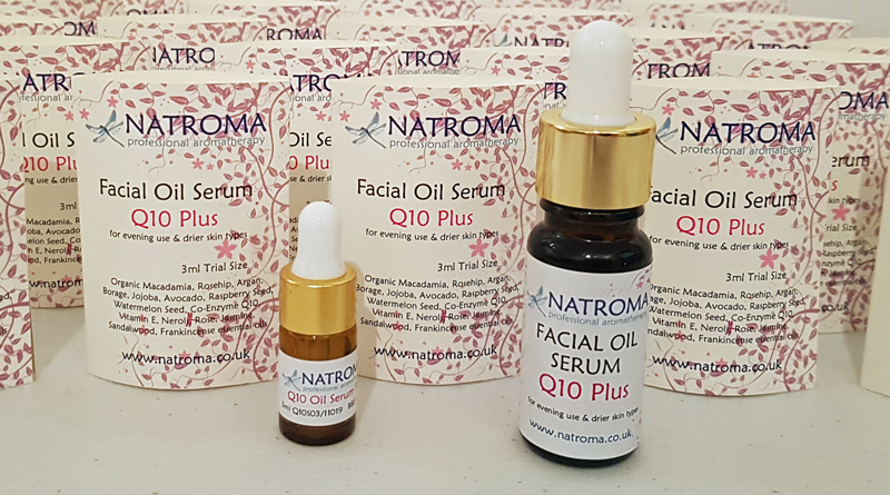 Natroma Q10 plus Organic Facial Oil Serum