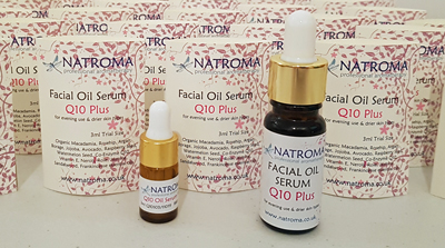 New Product! - Natroma Q10 Plus Facial Oil Serum