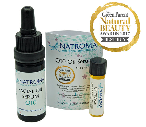 Natroma Q10 Serum wins 2017 Best Buy Award