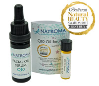 Natroma wins another Beauty Best Buy award for organic Q10 Oil Serum!