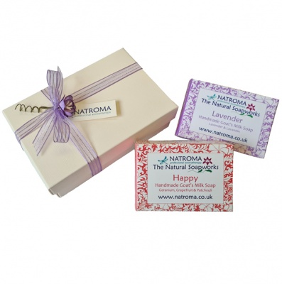 Goats Milk Soap Gift Hamper