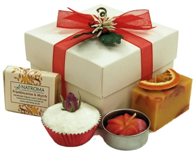 Natroma Festive Mini Soap Gift Hamper