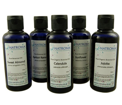 Botanical Carrier Oils