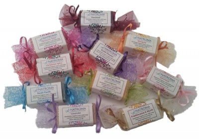 Organic Goats Milk Soap (wrapped)