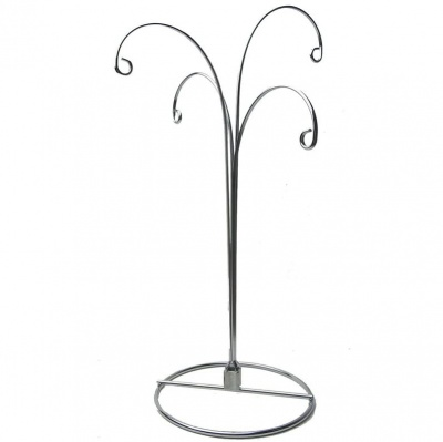 Glass Ornament Metal Display Stand