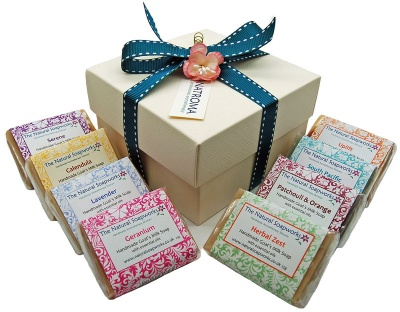 Mini Soap Hamper