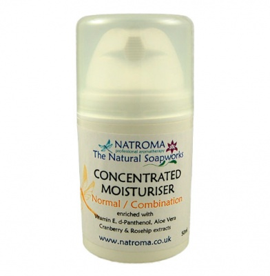 Concentrated Moisturiser - Normal/Combination