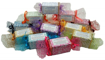 Organic Goats Milk Soaps (wrapped)