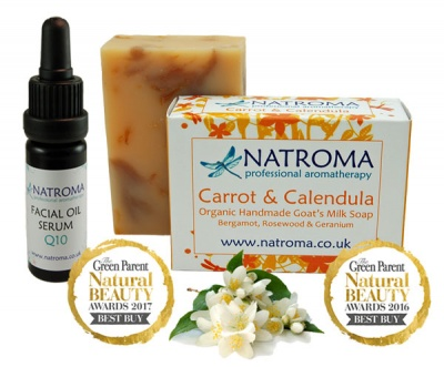 Award Winning Serum & Soap Offer