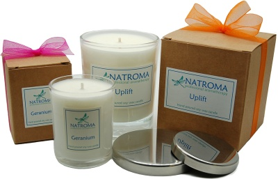 Natural Votive Soy Candles