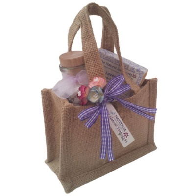 Soap & Salts Gift Bag