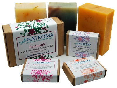 Organic Palm Free Vegan Friendly Soaps