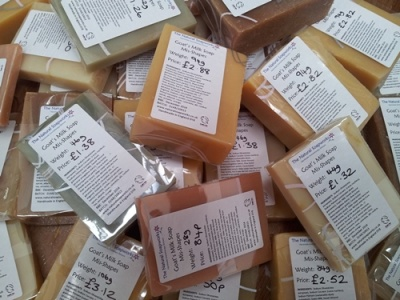 Goats Milk Soap Mis-Shapes