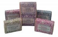 Mini Handmade Goats Milk Soap