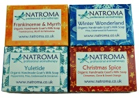 Christmas Organic Goats Milk Soap