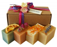 Organic Soap Slice Hamper