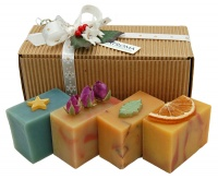Festive Soap Slice Hamper